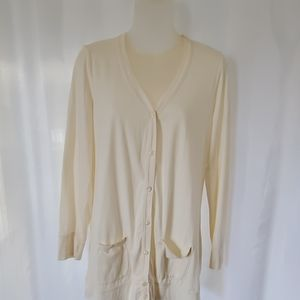 L.L. Bean cardigan size medium
